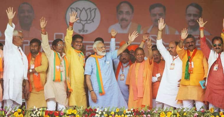 narendra Modi, PM Modi, Modi on Pakistan, Pakistan nuclear threat, India-Pakistan relations, PM Modi Jammu rally, Jammu And Kashmir, pm modi in kathua, Lok Sabha elections, India news, election news