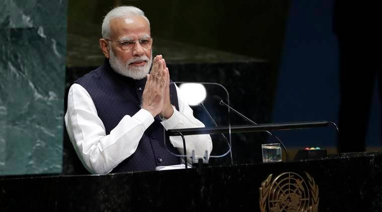 Modi UNGA LIVE updates: India to use the right to reply against Pakistan PM Imran Khan's speech