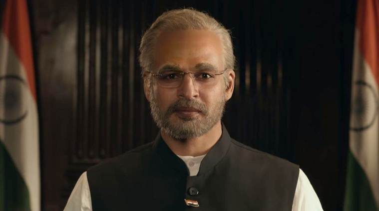pm narendra modi, modi biopic, narendra modi biopic, modi biopic model code violation, modi biopic elections, vivek oberoi, model code of conduct, election news, elections 2019