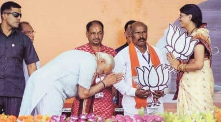 In Naveen vs Modi, BJD targets west Odisha, wields schemes, new faces