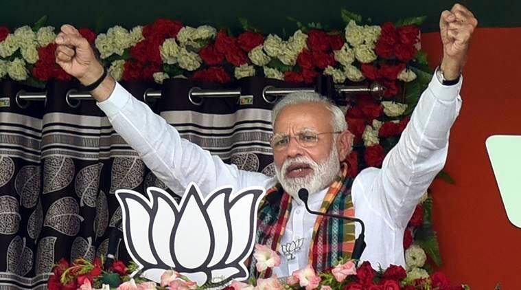 Lok Sabha elections 2019 LIVE Updates: 'Cong and allies want two PMs, one in Delhi, another in J-K', says Modi