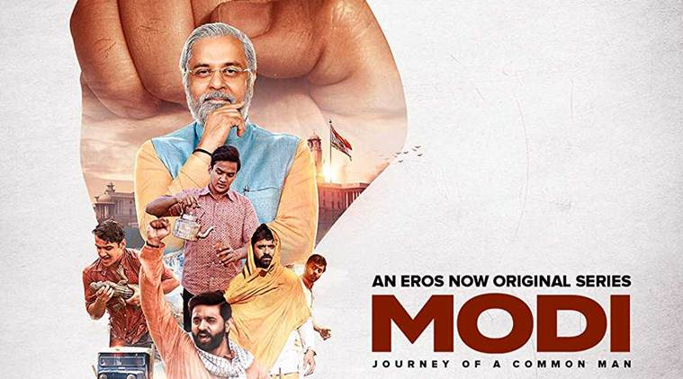 Lok Sabha elections 2019: EC directs Eros Now to stop online streaming of web series on PM Modi