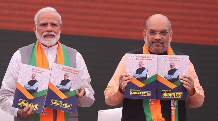 On women safety, Congress says BJP's manifesto reflects 'true intentions' of the party. Here's why