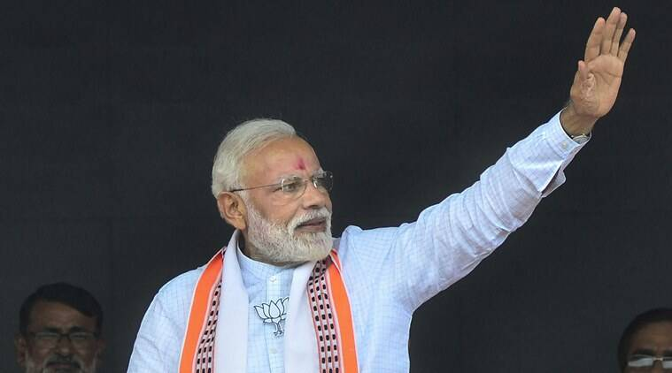 PM Modi's Balakot remark prima facie violation: Poll officer