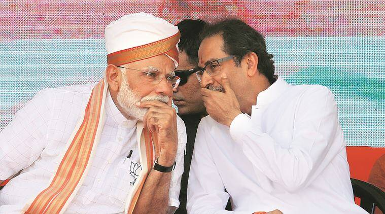 Supported BJP when nobody was ready to stand with it: Sena on ouster from NDA
