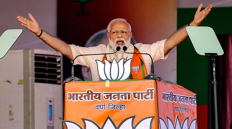 Congress coined Hindu terror... now seeks vote where majority is in minority: PM Narendra Modi
