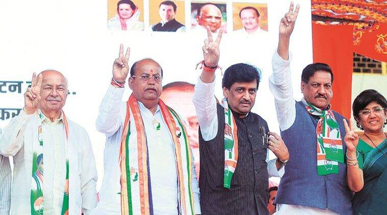 On campaign trail with Congress candidate Mohan Joshi: 'I have been a party worker, never a leader'