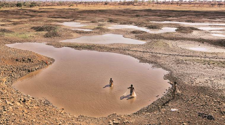 Long spell of below normal rain leaves western and southern India parched