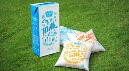 Mother Dairy cuts cost of token milk by Rs 4 to discourage plastic use