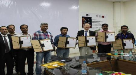 IIT Mdras, Bio sensor, PhD, offbeat courses, iit admissions, research courses india. mou, joint phd programme, health sensiong, health bio sensing, education news
