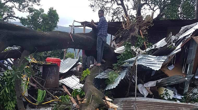 Cyclone Kenneth hits Mozambique after lashing Comoros