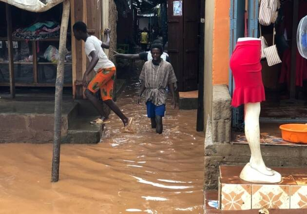 cyclone, cyclone kenneth, mozambique cyclone, cyclones, mazambique floods, flood accidents, flood damage, floods in mozambique, disaster in mozambique, mozambique disaster, storm, Pemba, mozambique news, world news, indian express
