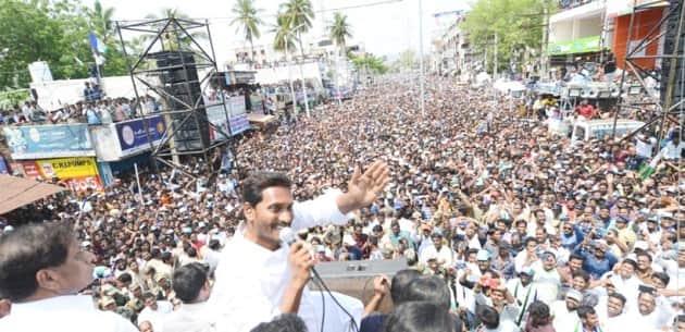 Lok Sabha election, Andhra Pradesh election, AP election, TDP, Chandrababu Naidu, Jagan Mohan Reddy, YSRC, India news, Indian Express