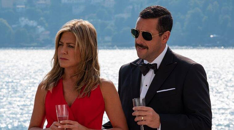 Murder Mystery first look: Adam Sandler and Jennifer Aniston reunite in this comedy