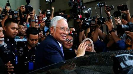 PHOTOS: Former Malaysian PM embroiled in multi-billion dollar scandal