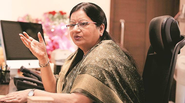 Najma Akhtar, Jamia, Jamia VC, Jamia Milia Islamia, Najma Akhtar, Indian Express