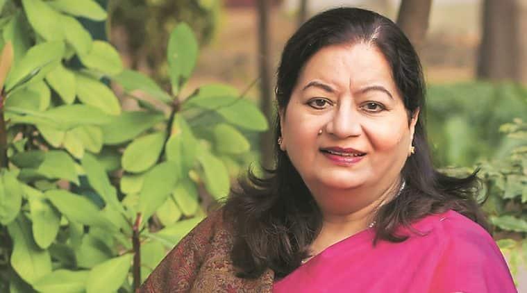 Najma Akhtar, Najma Akhtar jamia vc, jamia, jamia milia islamia, jamia vice-chancellor, jamia vc, Jamia VC Najma Akhtar, education news, indian express
