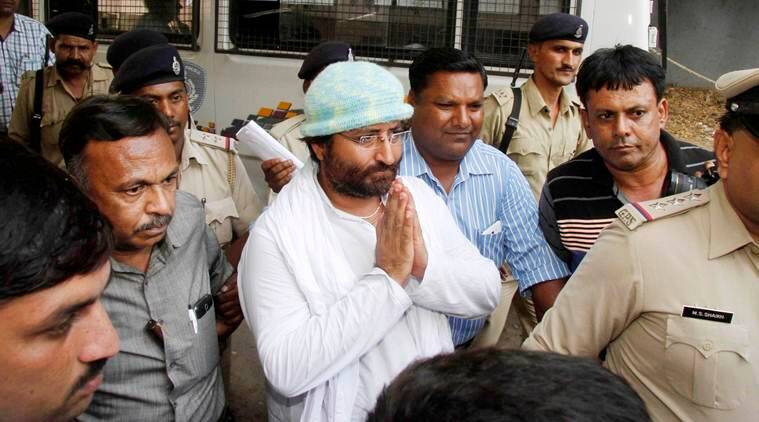Narayan Sai, son of Asaram, sentenced to life for rape