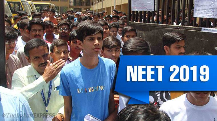 nta, nta neet, neet, neet 2019, neet admit card, neet admit card 2019, nta neet hall ticket, ntaneet.nic.in, vineet joshi, dg nta, neet exam date 2019, neet error, neet scam, education news
