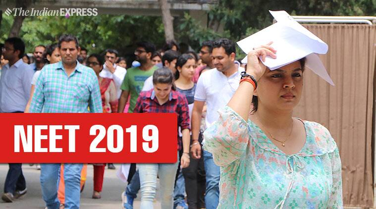 NTA, neet, neet 2019, neet admit card, neet hall ticket, neet 2109 exam date, nta neet admit card download link, ntaneet.nic.in, nta.ac.in, education news