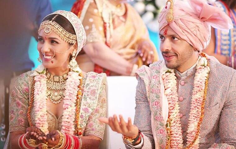 Neeti Mohan husband Nihaar Pandya