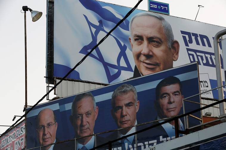 In Israel election, the future of the West Bank is now on the ballot