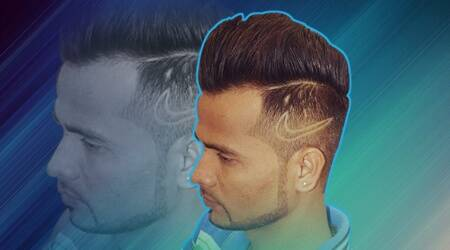 Jawed Habib, fun hairstyles, cool haistyles, indianexpress,com, lifestyle