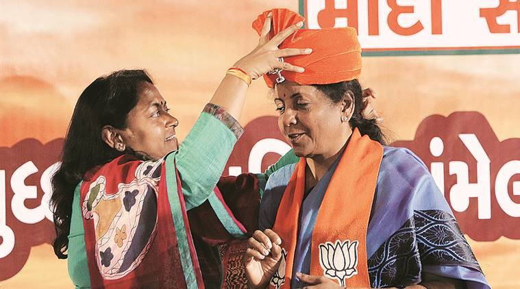 Vote for PM Modi, not BJP candidate: Sitharaman to voters