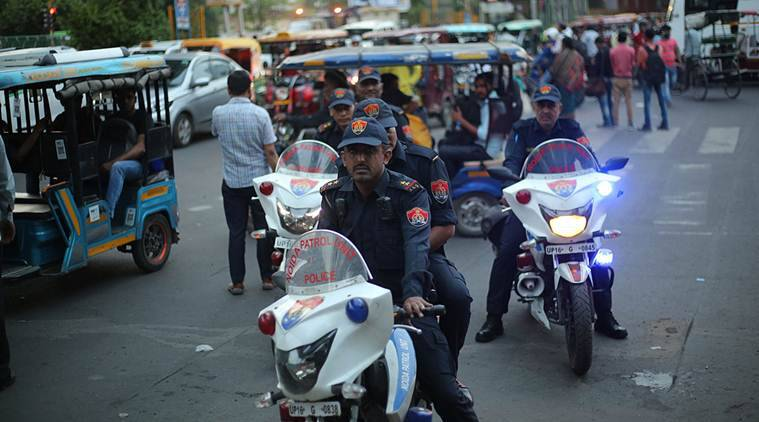 Bike unit helps curb petty theft in Noida