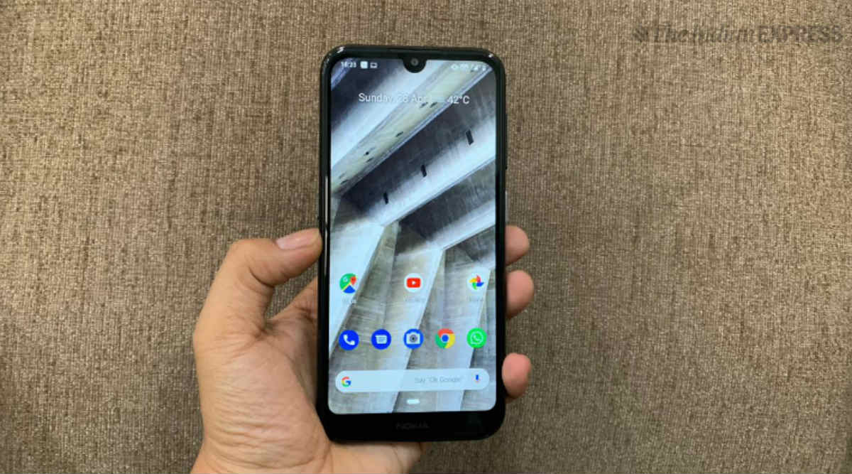 Nokia 4 2 Review A Compact Phone For A Budget Price Technology News The Indian Express