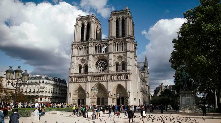 Notre Dame, Notre Dame fire, Notre Dame cathedral