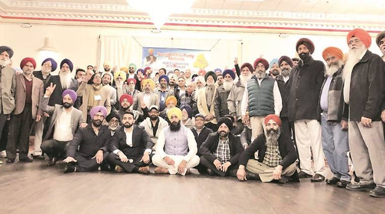 NRIs hold meeting in Canada's Brampton to mobilise support for PDA candidates