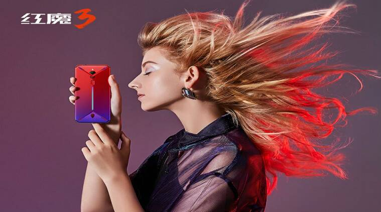 Nubia Red Magic 3 Gaming Smartphone with 5,000 mAh Battery Launched: Price, Specifications