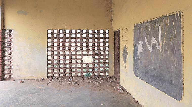 Haryana: No guards in place, Nuh schools find fans and cylinders missing