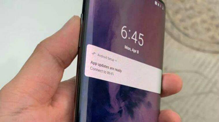 Leak suggests the OnePlus 7 launch is less than a month away