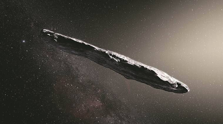 Not Oumuamua, however one other interstellar meteor hit earth in 2014