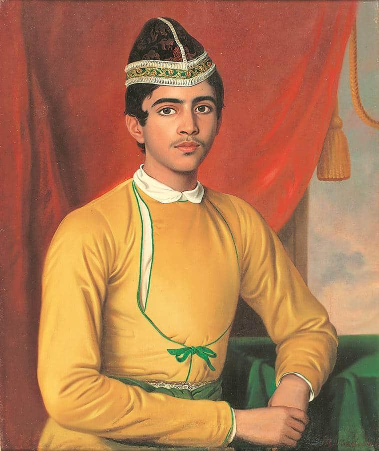 The Journey of India Red Fort Delhi Art Gallery Bahadur Shah Zafar