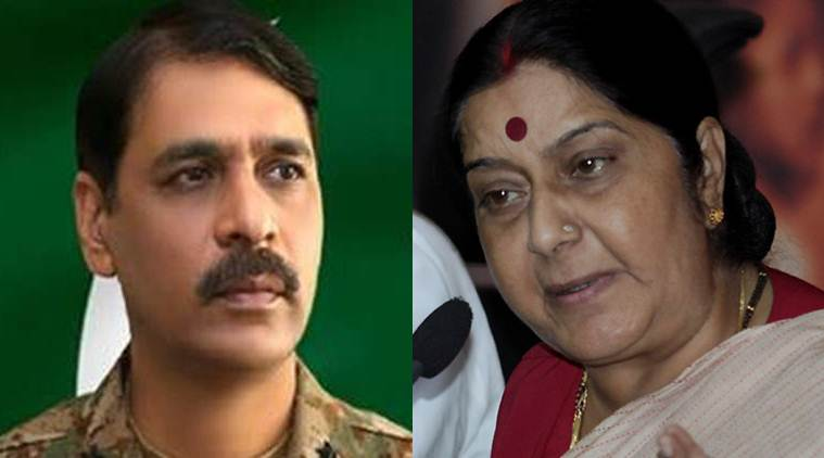 Pakistan spins Sushma Swaraj's Balakot remark, claims finally the 'truth under ground reality compulsions'