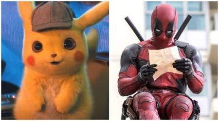 ryan reynolds pikachu and deadpool