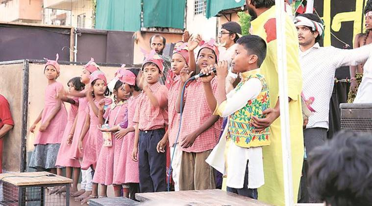 Pune: Play to fight anxiety among slum dwellers