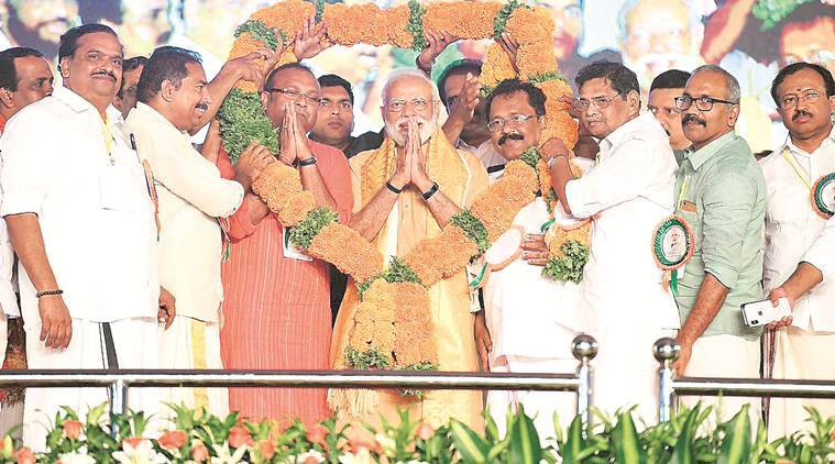 We can't allow any attack on our traditions: PM in Kerala