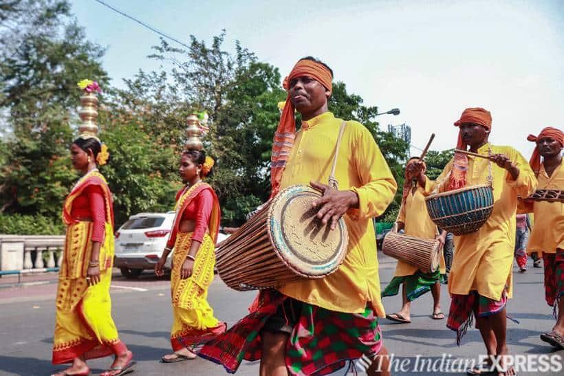 Here's how people celebrated Poila Baisakh in Kolkata