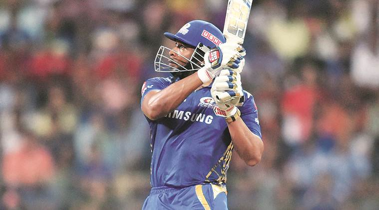 ipl 2019, mi vs kxip, Mumbai Indians, Pollard, KL Rahul, KL Rahul century, KL Rahul IPL hundred, Kings XI Punjab, MI vs KXIP, cricket, indian express news