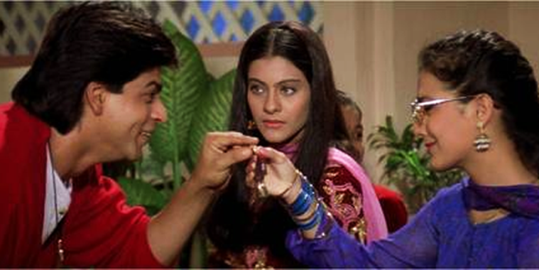 Pooja Ruparel in Dilwale Dulhania Le Jayenge.