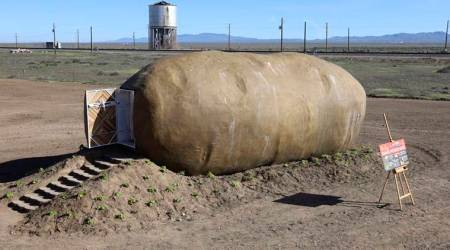 Idaho Potato Commission, national tours, Boise Stage Stop, Orchard Access Road