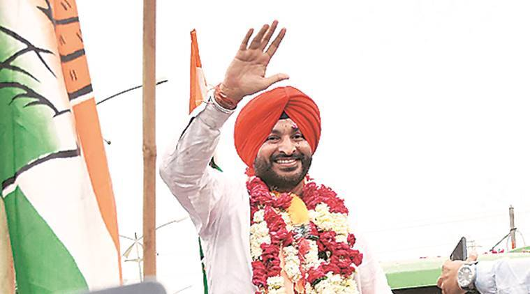 Ludhiana City Comes To A Standstill As He Moves To File Nomination