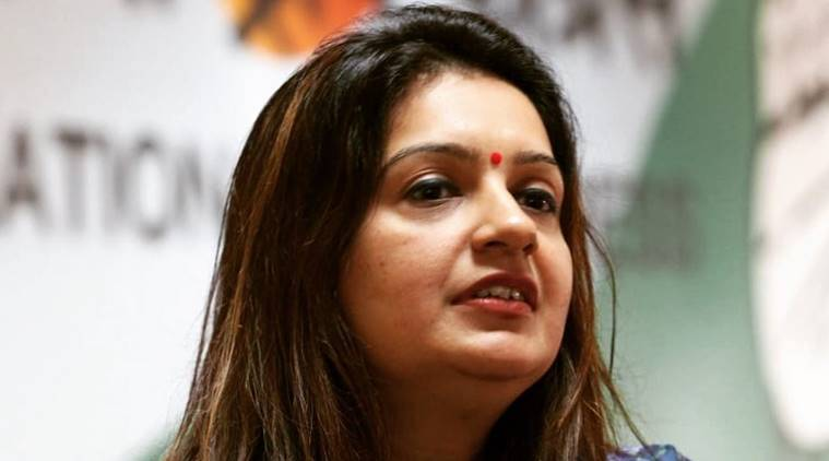 Priyanka Chaturvedi Is Like Sister: Congress Leaders Accused Of 'misbehaving' With Her