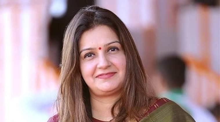 Priyanka Chaturvedi, Priyanka Chaturvedi congress, Priyanka Chaturvedi congress spokesperson, Priyanka Chaturvedi harassment, Priyanka Chaturvedi targets congress, congress, inc, elections, election news, elections 2019, lok sabha elections