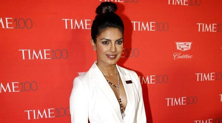 priyanka chopra, priyanka chopra photos, priyanka chopra power dressing, priyanka chopra, priyanka chopra recent photos, indian express, indian express news
