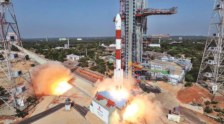 "Successful launch of Israeli satellite in India ""lifts spirit"" of lawmakers on a gloomy day"